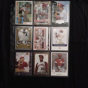 (9) Different TONY PEREZ Baseball Card Lot Cincinnati Reds for Sale in Redmond, WA