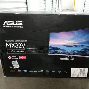 Asus Curve 32 Monitor, Tested Only Like New for Sale in Gilbert, AZ