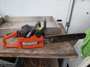 Chainsaw Husqvarna air injection 36 for Sale in El Cajon, CA