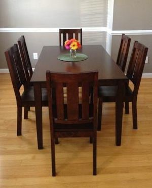 Dining table set 7pc for Sale in Dallas, TX