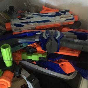 Nerf Guns Read Description for Sale in Readyville, TN