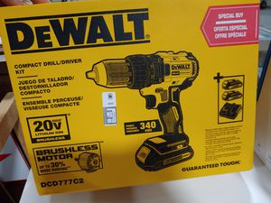 Compact Drill\Driver set for Sale in Eldon, MO