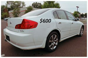 Owner 2OO5 infiniti G35*** for Sale in Tallahassee, FL