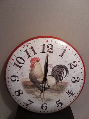 Kitchen clock for Sale in Greenbelt, MD