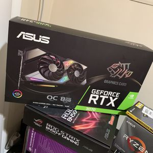 Asus Rtx 3070 8gb OC edition for Sale in Herndon, VA