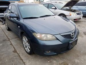 Parting out '09 Mazda 3 (#7762) for Sale in Dallas, TX