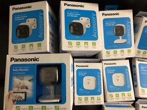 Panasonic Security system for Sale in Annandale, VA
