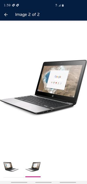 "Hp Chromebook 4GB ram. 16GB hard drive. 11"" screen for Sale in San Dimas, CA"