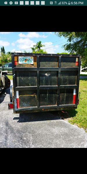 TRAILERS LUSTO PARA TRABAJO for Sale in Hialeah, FL