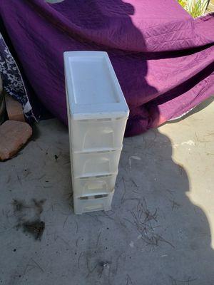 Plastic drawer for Sale in Las Vegas, NV