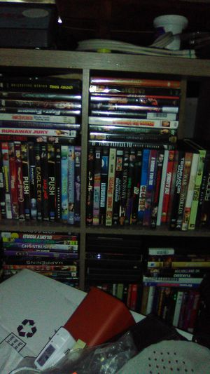 Over 200 DVDs in excellent condition for Sale in Edgewood, WA