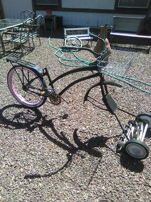 Lawn art riding lawn mower for Sale in Glendale, AZ
