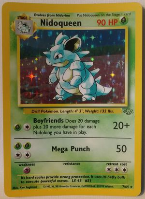 Pokemon Nidoqueen for Sale in Haines City, FL