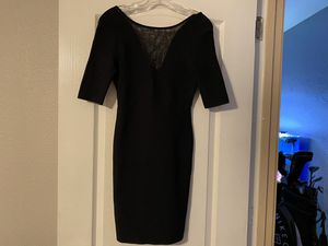 Black mini dress - XS for Sale in San Diego, CA