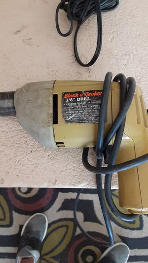 Black and decker drill for Sale in Cedar Park, TX