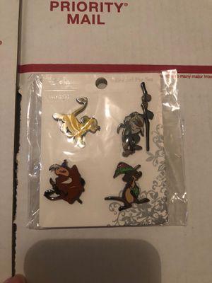 Disney enamel pin set for Sale in Las Vegas, NV