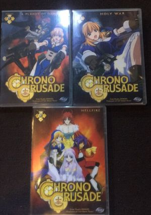 Anime ChronoCrusade DVD's for Sale in Providence, RI