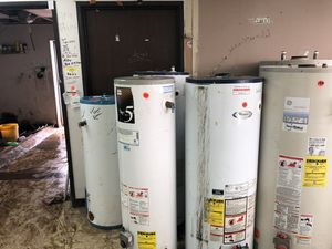 How water heaters for Sale in Detroit, MI