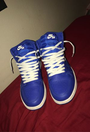 "Air Jordan 1 Retro High OG ""Hyper Royal"" for Sale in Denver, CO"
