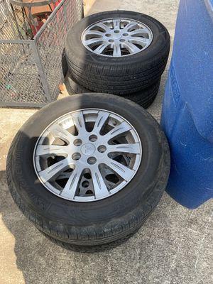 Rim/tires for Sale in San Antonio, TX
