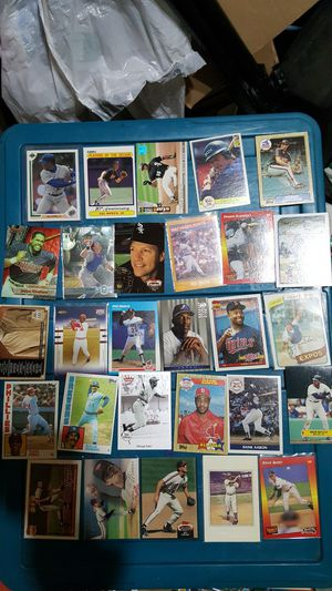 Hall of famers and rookie cards over 130 baseball cards for Sale in Brooklyn, NY