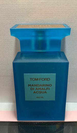 Tom Ford Mandarino di Amalfi acqua perfume 3.4 fl oz for Sale in Baldwin Park, CA