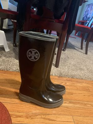 Tory Burch Rain boots for Sale in Apple Valley, CA