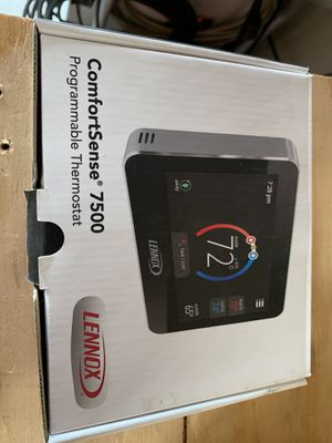 Lennox ComfortSense 7500 programmable Thermostat for Sale in Pleasant Hill, CA