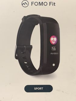Fomo Fit Tracker for Sale in Haines City,  FL