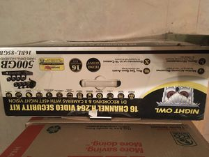 New Security System still in the box for Sale in Douglasville, GA