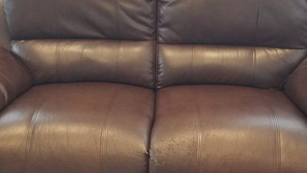 Leather Electric Recliner For Sale for Sale in Hillsboro,  OR