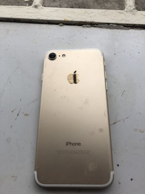 iPhone 7 desbloqueado for Sale in Margate, FL