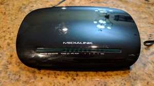 Medialink wireless router for Sale in San Diego, CA
