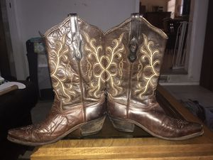 Old West cowboy boots for Sale in Winter Haven, FL