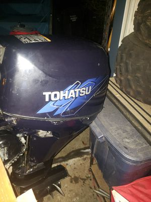 Tohatsu outboard motor for Sale in Canby, OR