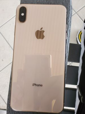 iPhone XS Max 256gb ATT for Sale in St. Petersburg, FL