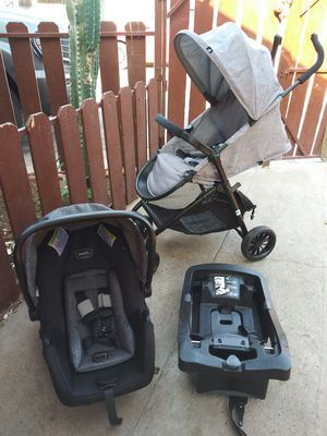 Evenflo stroller and infant car seat combo for Sale in Phoenix, AZ