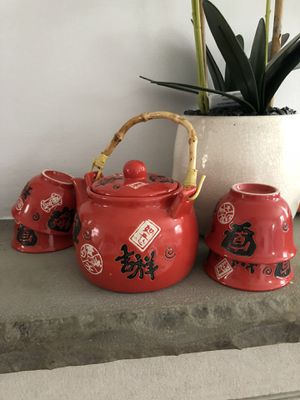 Japanese Teapot Set for Sale in Pittsburgh, PA