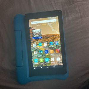 Fire 7 Kids Edition/Blue/16GB for Sale in Atlanta, GA