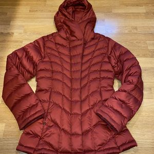 Patagonia Women S Red Puffer Jacket for Sale in Portland, OR