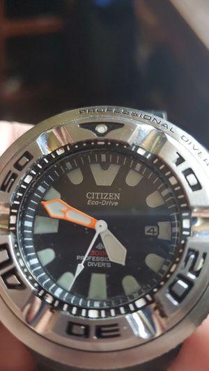 Citizen eco drive diver for Sale in ROWLAND HGHTS, CA