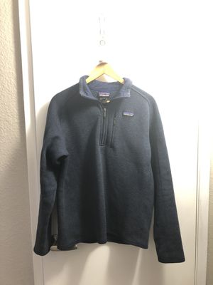 Men's Blue Patagonia Sweater for Sale in Sacramento, CA