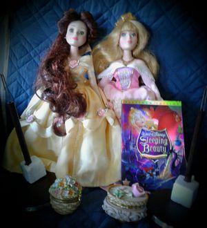 Princess brasskey pporcelai keepsake dolls for Sale in Louisville, KY