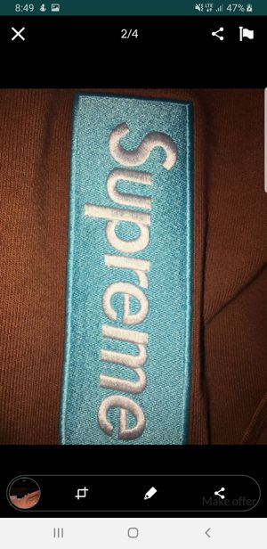 Ice on Rust Supreme Box Logo for Sale in Columbus, OH