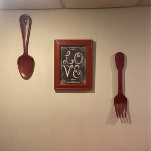Kitchen Utensils Wall Art for Sale in Paterson, NJ