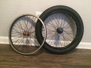 Free coaster wheelset bmx bike for Sale in Dallas, TX