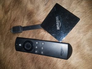 Amazon fire TV for Sale in San Antonio, TX