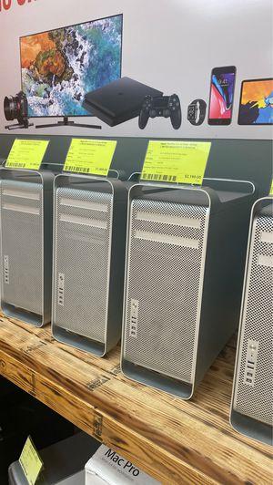 Mac Pro 5.1-12 Core 3.46GHz Xeon-64GB RAM-512GB SSD plus 4TB HDD for Sale in Los Angeles, CA