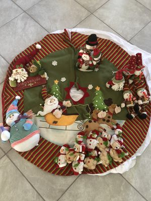 Christmas Decorations for Sale in Lutz, FL