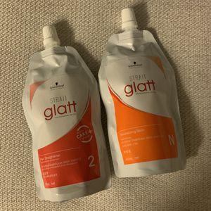 Schwarzkopf Glatt Hair Straightener for Sale in Miami Beach, FL